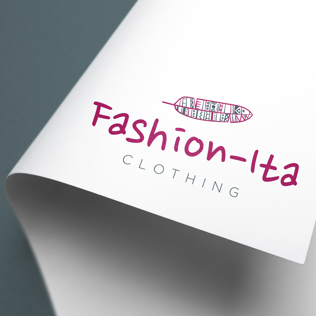 logo fashion ita