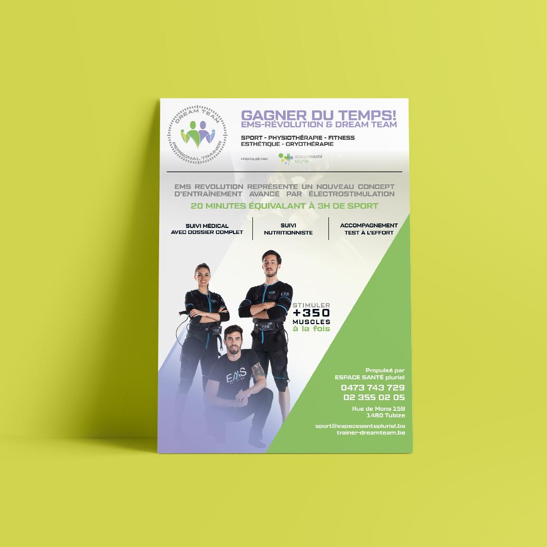 Poster Ems