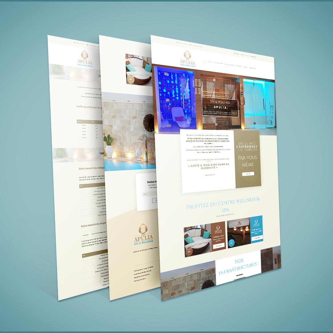 Site Web Apulia